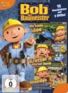 Bob, der Baumeister 3er DVD 03 - Folgen 31/32/33