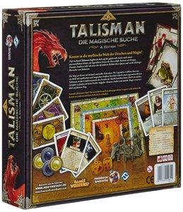 Heidelberger Spieleverlag HE153 - Talisman: Magische Suche