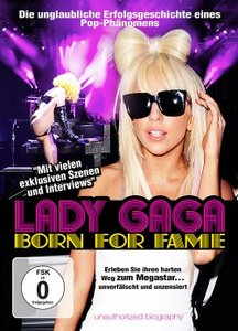 Lady Gaga-Born For Fame