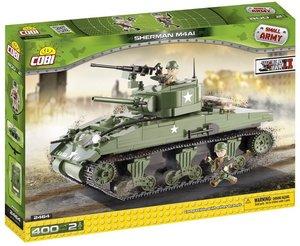 COBI 2464 - Sherman M4A1, Small Army - World War II