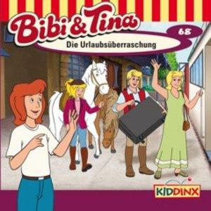 Bibi und Tina 68. Die Urlaubsüberrschung