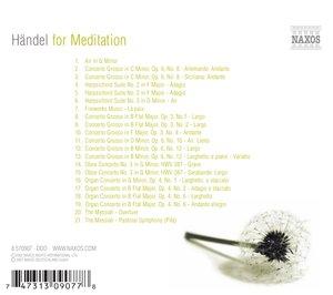 Händel For Meditation