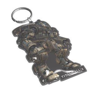Titanfall 2 Scorch Schlüsselanhänger