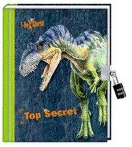 Tagebuch - Top Secret - T-Rex World