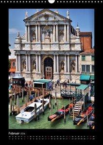 Venedig (Wandkalender 2016 DIN A3 hoch)