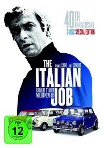 The Italian Job - Charlie staubt Millionen ab. Anniversary Editi