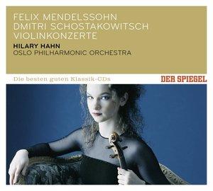 SPIEGEL:Die besten guten-Violin Concertos