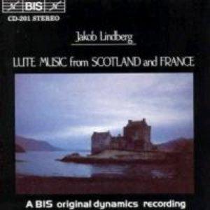 Lautenmusik Aus Schottland und Frankreich