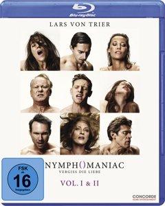Nymphomaniac Vol.1 & II-Kinofassung (Blu-ray)