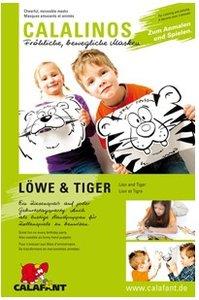 Calafant F3201X - Löwe und Tiger