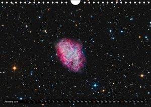 Colours of the Universe (Wall Calendar 2015 DIN A4 Landscape)