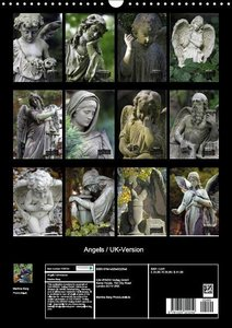 Angels / UK-Version (Wall Calendar 2015 DIN A3 Portrait)
