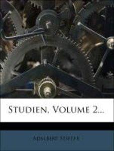 Studien, Zweiter Band