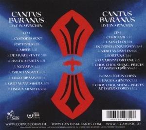Cantus Buranus-Live In München
