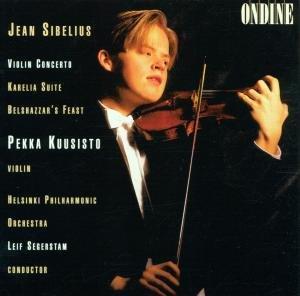 Violin Concerto/Karelia Suite/+