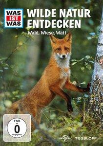 Was ist was DVD: Wilde Natur entdecken. Wald, Wiese, Watt