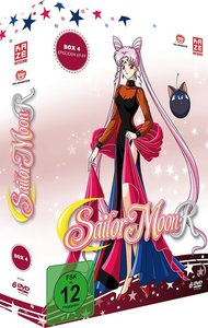 Sailor Moon R - Box 4