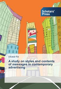 A study on styles and contents of messages in contemporary adver