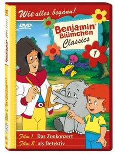 Benjamin Blümchen Classics 01 ... Das Zookonzert / ... als Detek