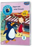 Jasper der Pinguin 2-Jasper und seine Freu (DVD) - zum Schließen ins Bild klicken