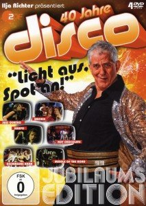 Iljas disco: Licht aus-Spot an (Die DVD-Collection