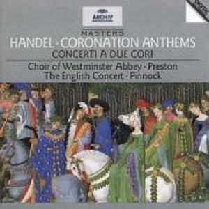 Coronation Anthem/Concerti.A Due Cori