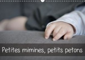 Petites mimines, petits petons (Calendrier mural 2015 DIN A3 hor