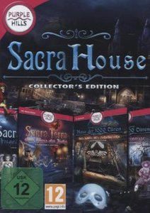 Purple Hills: Sacra House - Collectors Edition (Wimmelbild)