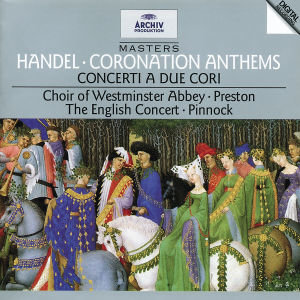 Coronation Anthem/Concerti.A Due Cori