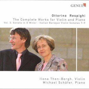 Werke Für Violine & Klavier V.3