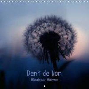Dent de lion (Calendrier mural 2015 300 × 300 mm Square)
