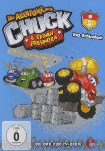 (5)DVD z.TV-Serie-Das Schlagloch