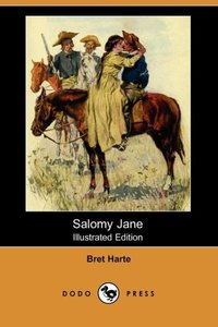 SALOMY JANE (ILLUSTRATED EDITI
