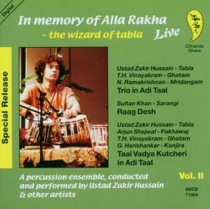 The Wizard Of Tabla Vol.2