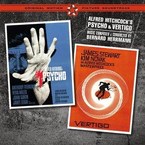 Psycho/Vertigo (Ost)+2 Bonus Tracks