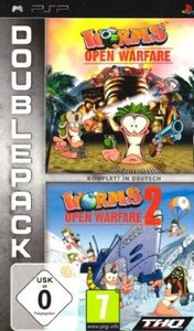 Worms: Open Warfare 1 + 2 Doppelpack
