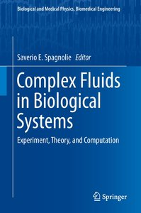 Complex Fluids in Biological Systems