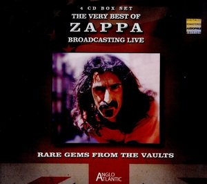 Rare Gems from the Vaults-Zappa Broadcastings Live