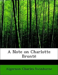 A Note on Charlotte Brontë