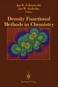 Density Functional Methods in Chemistry