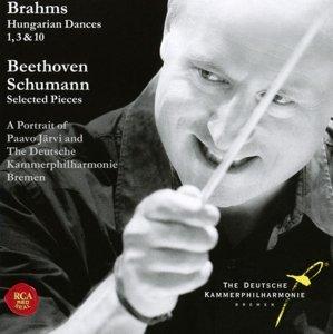 Brahms: Hungarian Dances 1,3,10-The Portrait of