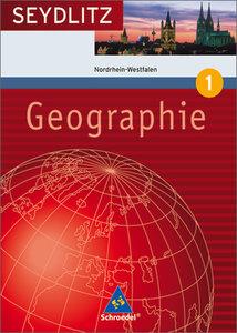 Seydlitz Geographie 1. Schülerband. Gymnasium. Nordrhein-Westfal