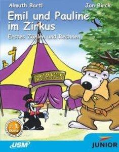 Emil und Pauline im Zirkus. CD-ROM für Windows/MacOS