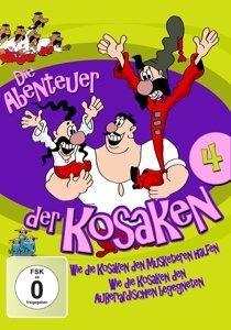 Die Abenteuer der Kosaken Vol. 4
