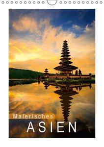 Malerisches Asien (Wandkalender 2016 DIN A4 hoch)