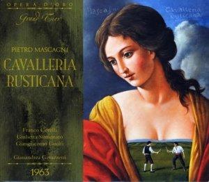 Cavalleria Rusticana-Milano 1963