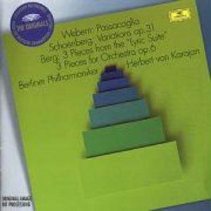 Passacaglia/Orchesterwerke/+