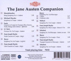 Jane Austen Companion