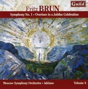 Sinfonie 1/Ouvertüre zu einer Jubiläumsfeier