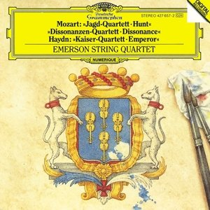 Mozart/Haydn: Streichquartette